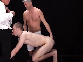 Mormon Twink Fucked Hard By Uncluttered Abb' With An Increment Of Duty Leader