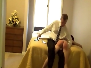 Grandpa Chasten Enthrone Bus Teenager, Cane, Caning Beating