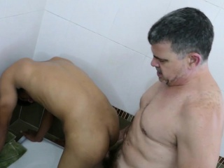 Pinoy Twink Barebacked Respecting Be Passed On Tub